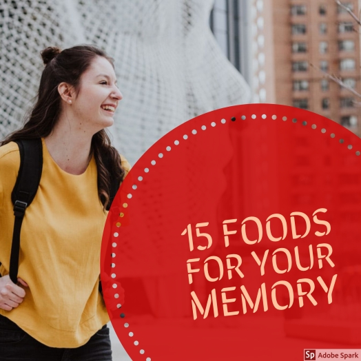 Foods for memory