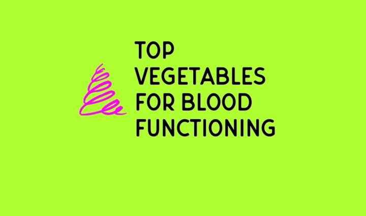 top vegetables