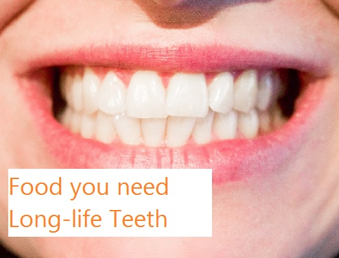 Top Foods you need for strong Teeth
