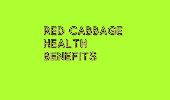 red cabbage for health