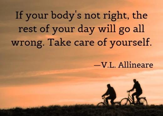 Health of body